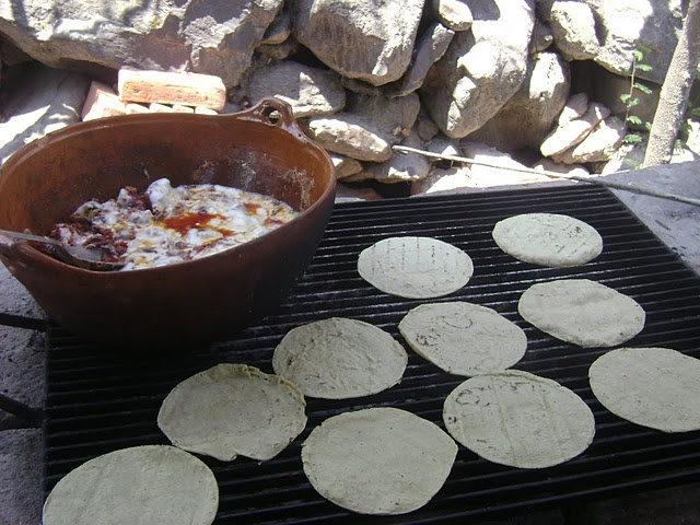 Choriqueso | outdoor cooking | Pinterest