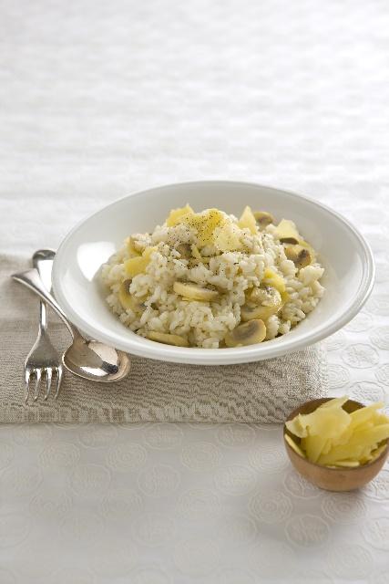 ... Spinach, Bacon & Pinenuts - Roasted Garlic - Asparagus & Lemon