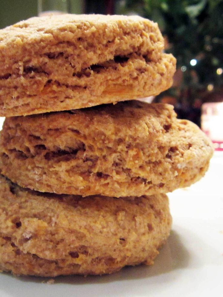 sweet potato biscuits | Recipes - Desserts/ Sweets | Pinterest