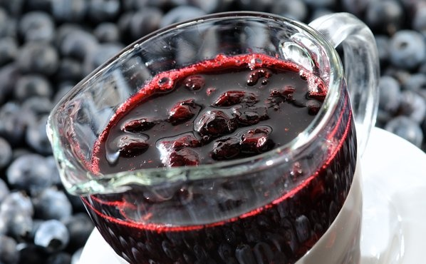 Spiced Blueberry Sauce | Sauces and seasonings | Pinterest