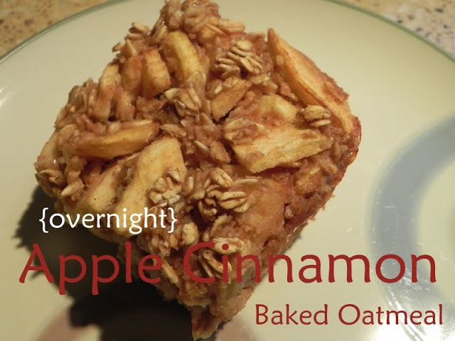 Bruleed Baked Oatmeal Recipe — Dishmaps