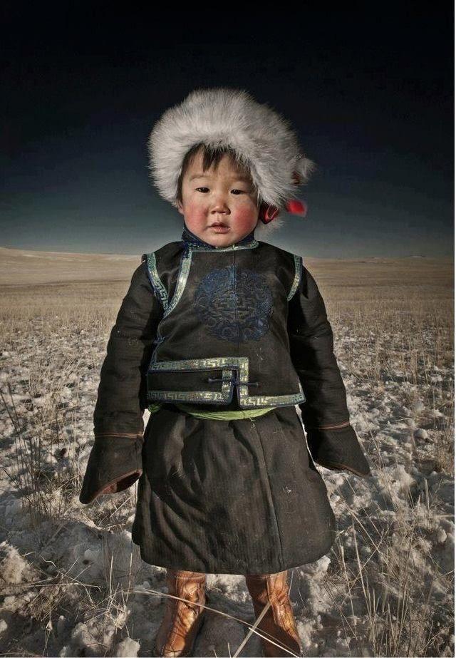 Mongolian child. | Cute Kid Pics | Pinterest Child