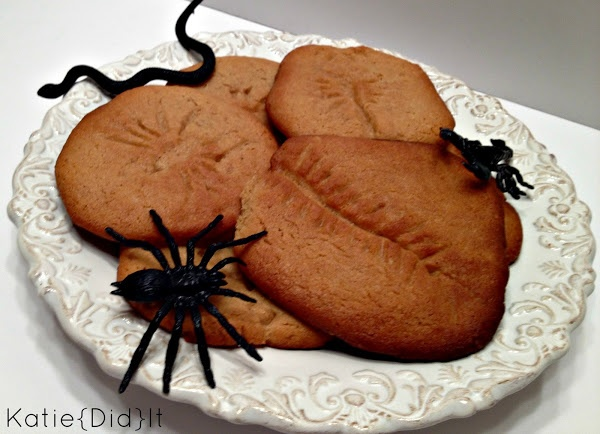 Fossil Cookies | Halloween Ideas | Pinterest