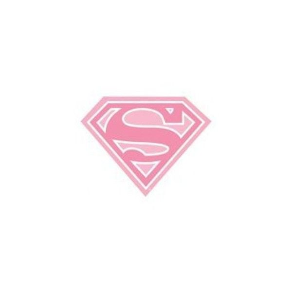 Supergirl S Logo Template To Use In A DIY For The New