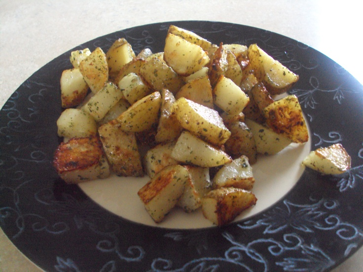 Ranch Homefried Potatoes | Favorite Recipes | Pinterest