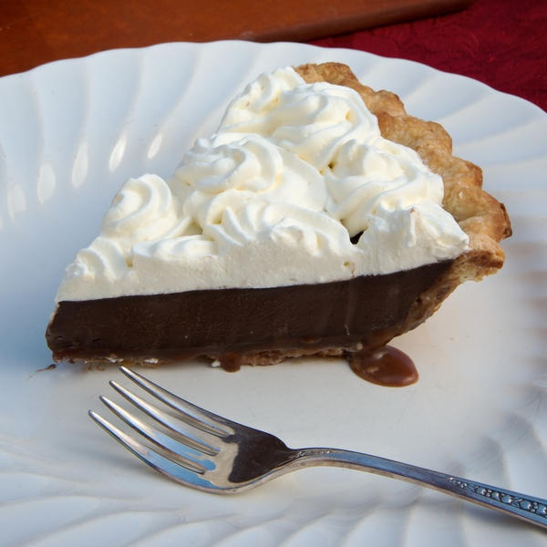 Chocolate Cream Pie recipe | Cakes | Pinterest