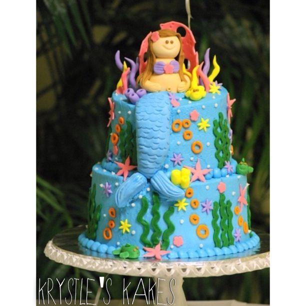 pregnant mermaid baby shower cake cake life is sweet pinterest