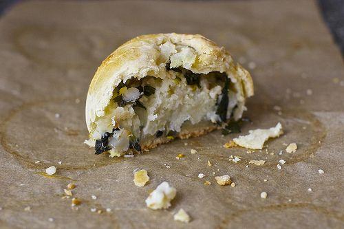 Potato Knish two ways | Recipes | Pinterest