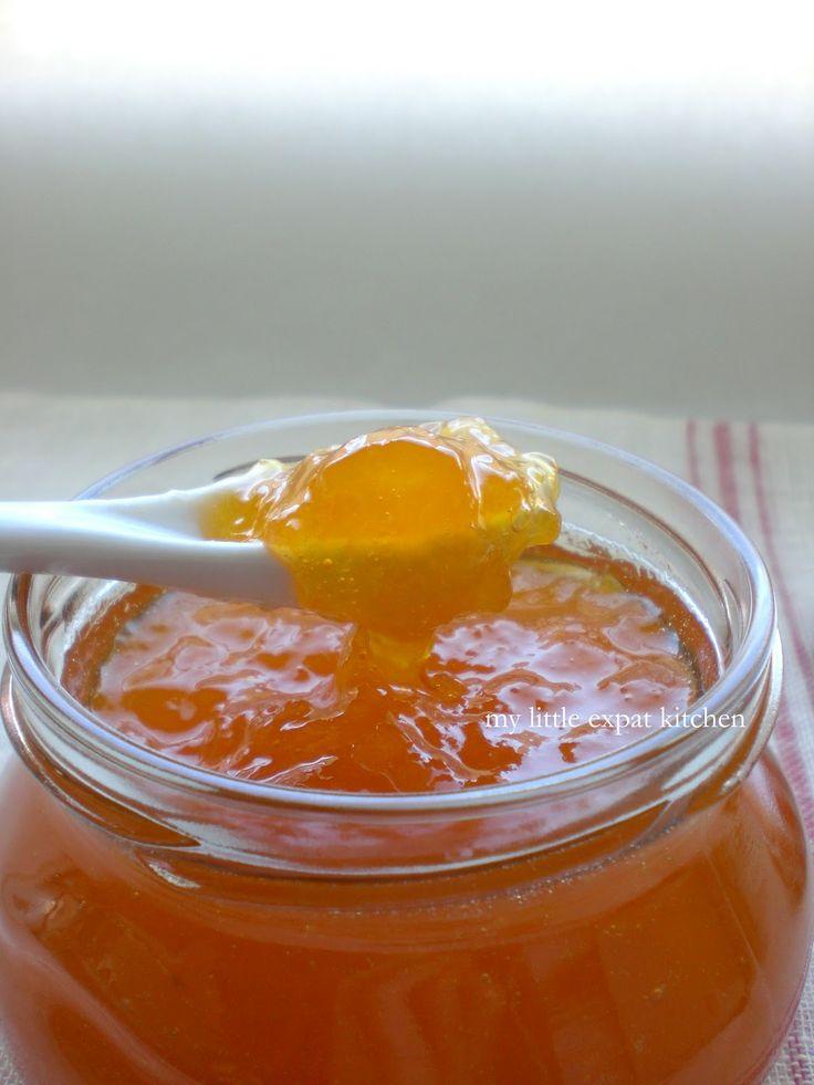 Nectarine Jam | CANNING | Pinterest