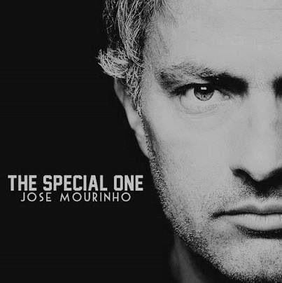 THE SPECIAL ONE     JOSE MOURINHOJose Mourinho The Special One