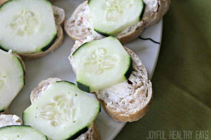 Cucumber Sandwiches | Recipe