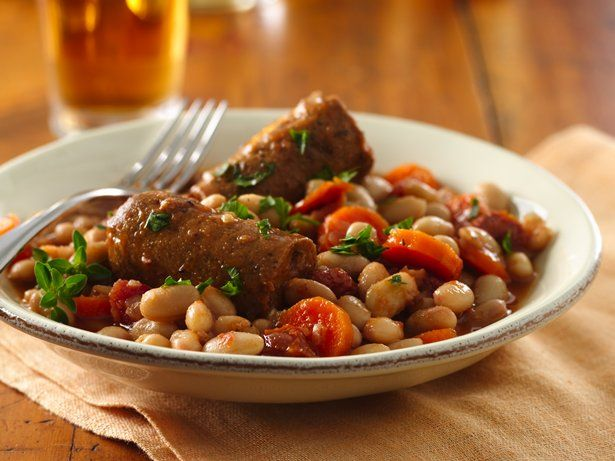 ... bean cassoulet a delicious bean stew smoked sausage cassoulet recepten