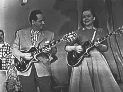 les paul and mary ford musicians pinterest. Cars Review. Best American Auto & Cars Review