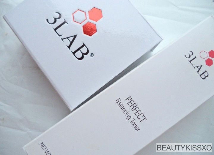 3LAB HAUL PERFECT BALANCING TONER Murale's March Fab and Free Promo Haul 2014