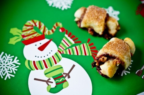 Chocolate Cherry Rugelach - poet in the pantry