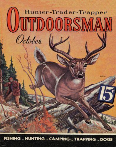Vintage Hunting Magazines 77