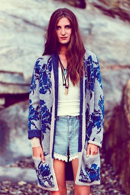 Free People Offers Boyish Styles with Its Summer Collection