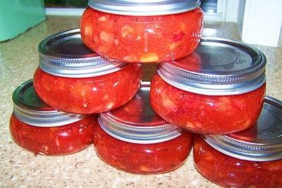 Strawberry Kiwi Freezer Jam - Hm. I made Strawberry Mango a few weeks ...