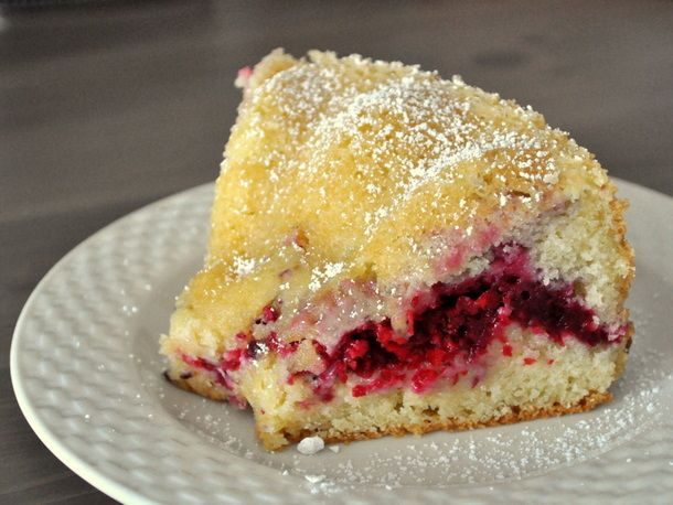cranberry coffee cake | cakes | Pinterest