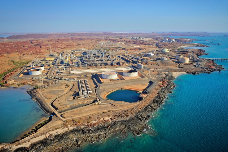 Karratha Australia  city photo : Woodside Karratha Gas Plant | Resources Western Australia | Pinterest