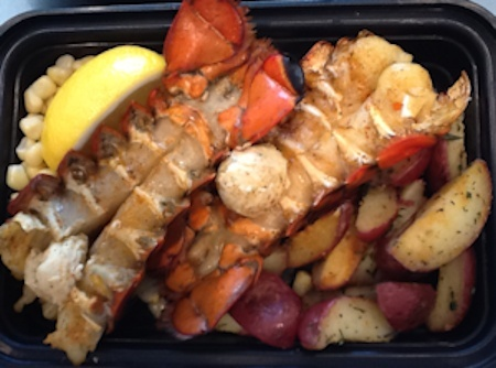 Cedar Planked Lobster Tails | Pictures of food I actually made! | Pin ...