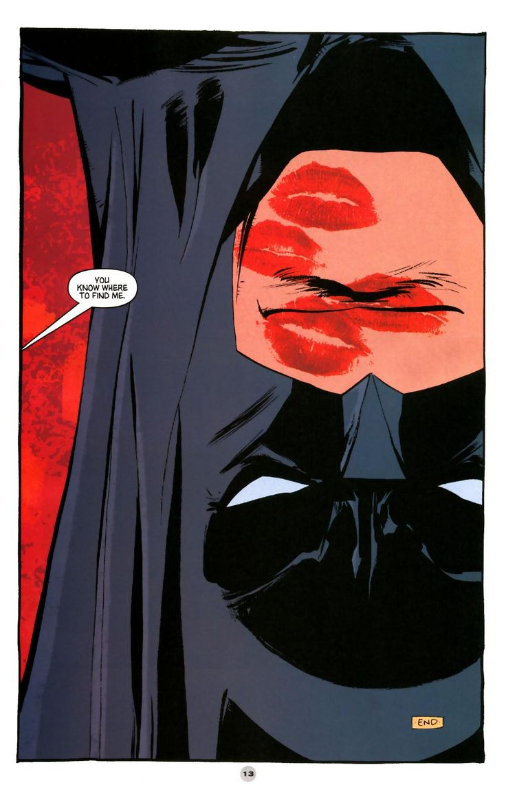 Dating batman