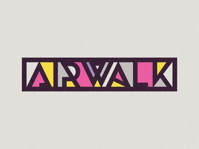Airwalk Type by Zach VanCamp