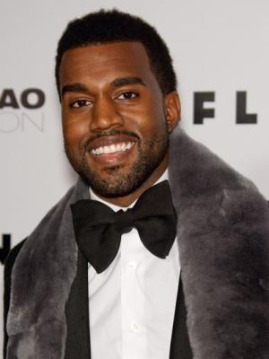 Big bow tie   Style   ... Kanye West