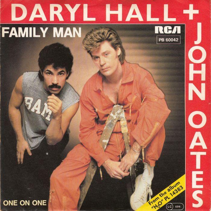 Daryl Hall & John Oates - Love Train [Single] 1989 Cassette Rock ...