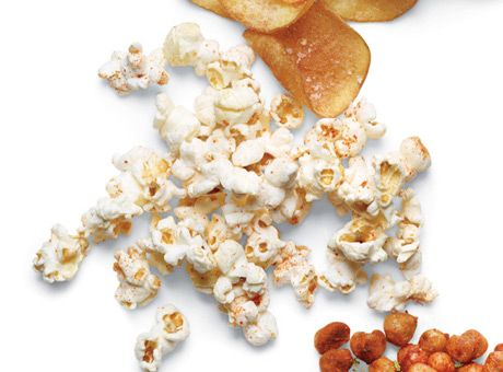 Togarashi Popcorn---Yum! sesame oil, garlic, & shichimi togarashi ...