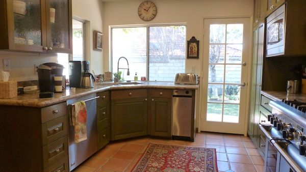 santa fe style kitchen cabinets | Our New House | Pinterest