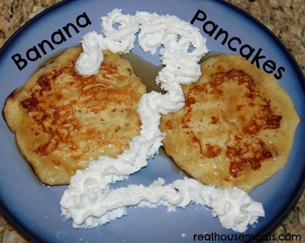 ... eggs i found a really yummy banana pancake recipe that i knew tyler