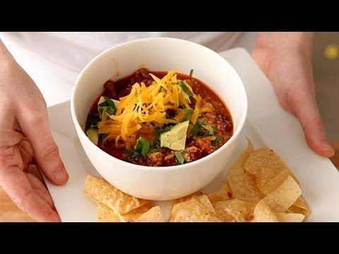30-Minute Chili | Recipe