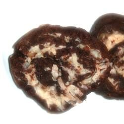 Chocolate-coconut Pinwheels Allrecipes.com
