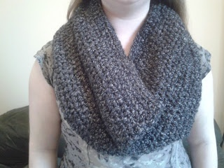 Crochet Patterns Free Snood : Easy Crocheted Snood (Free Pattern) Crochet Pinterest