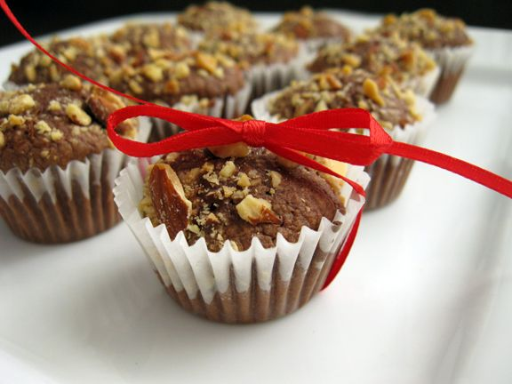 Nutella fudge brownies - 4 ingredients! | Brownies | Pinterest