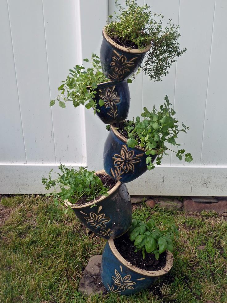 Backyard herb gardens - Herbs Garden