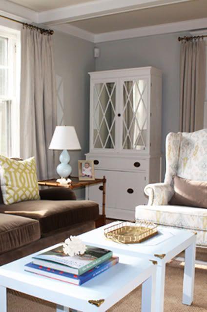 cape cod living room interior design