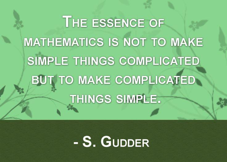 mathematics quotes inspirational quotesgram