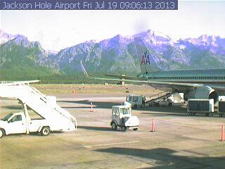 Jackson Hole Wy... Jackson Hole Wyoming Airport