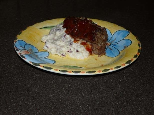 Tantalizingly Tangy Meatloaf Recipe from Food.com: This is my favorite ...