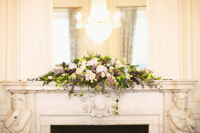 Gorgeous Mantle Arrangements Fabulous Florals Pinterest