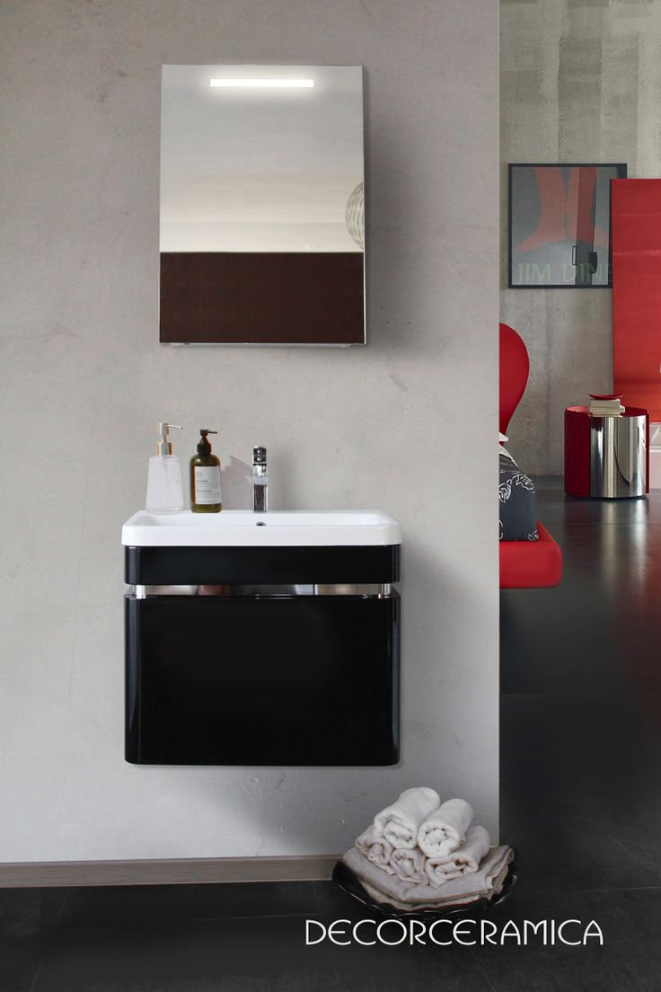 Muebles Para Baño Klipen:ESPEJO LUXOR 60 DE KLIPEN