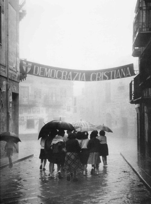ENZO SELLERIO, A Photographer In Sicily