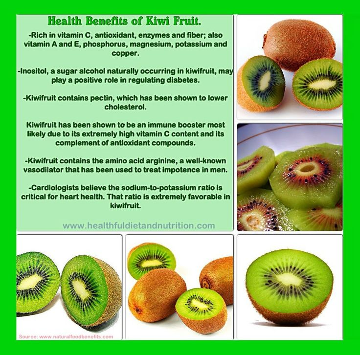 why fruit is healthy is kiwi fruit healthy