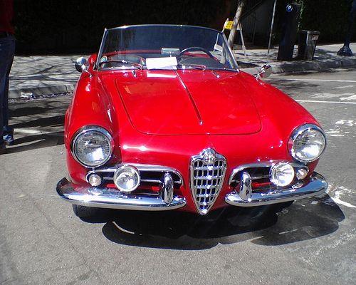 Alfa Romeo 1960 Giulietta