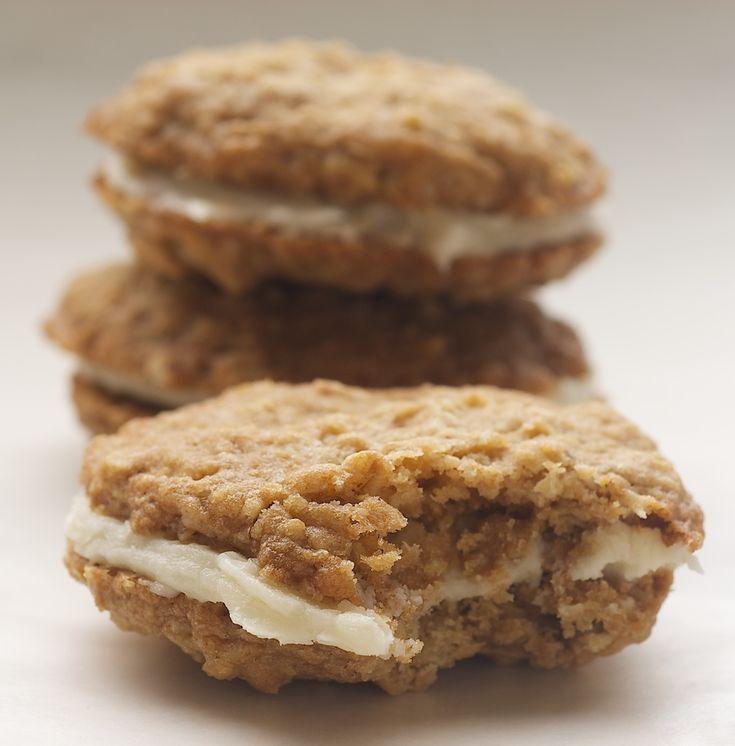 Oatmeal Cream Pies | Bake or Break