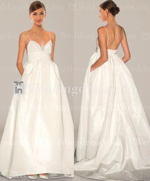 designer informal wedding dresses 82