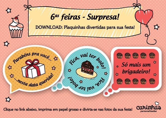 Downloads – Carinhas Personalizadas