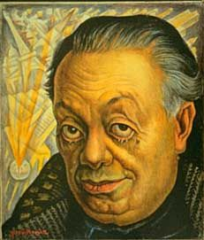 portraitsDiego Rivera Self Portrait Year